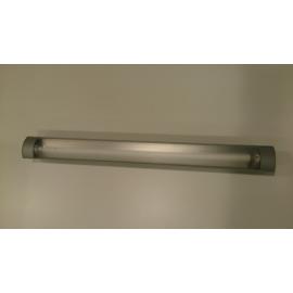 Regleta fluorescente 1221x62x63 mm